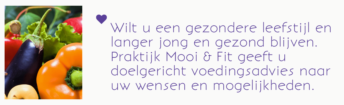 Quote- Voedingsadvies